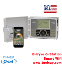 B hyve 6 Station Smart Wifi 200x210